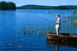 Особенности рыбалки в Астраханской области