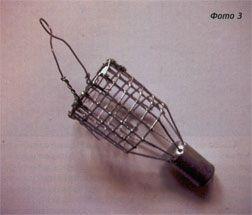 """Rocket cage feeder кормушкаклетка """"Ракета"""""""