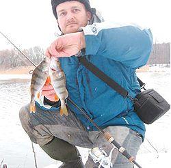 Рыбалка в ритме легкий джиг