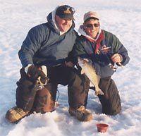 Экипировка рыбака, ловящего со льда