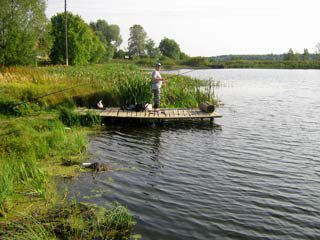Все о рыбалке, все для рыбалки.