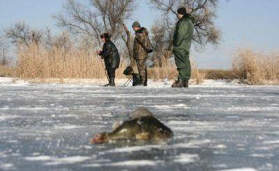 Хотелось бы рыбакам еще раз напомнить об осторожности