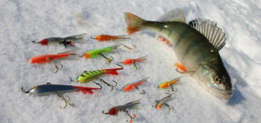 Зимняя рыбалка. Мормышки для окуня.