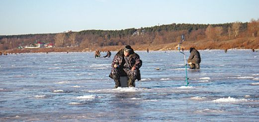 Меры предосторожности на льду весной