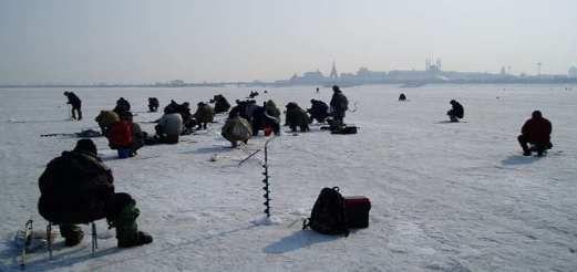 Соревнования по рыбной ловле « Народная рыбалка–2013»