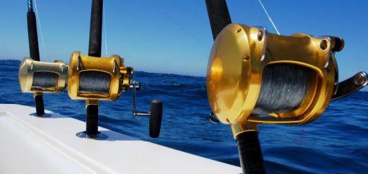 Снаряжение для морской рыбалки