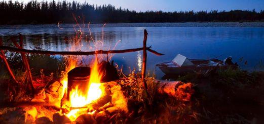 Как бороться с комарами на рыбалке