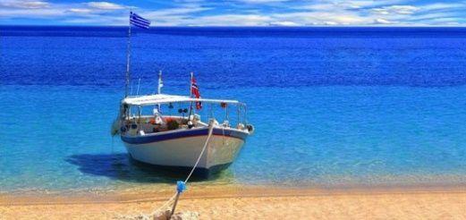 Рыбалка в Греции