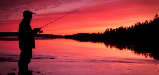 Всё самое необходимое для рыбалки ночью