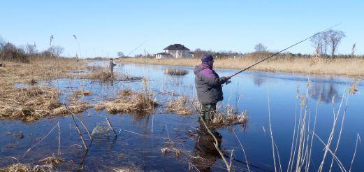 Тонкости весенней рыбалки