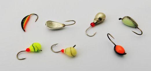 Летняя рыбалка с мормышкой