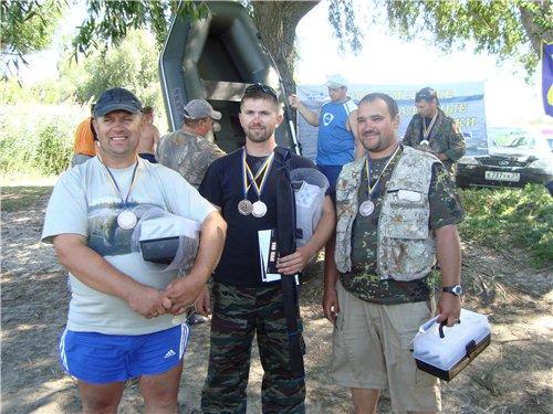 Белгородцы привезли домой бронзовые медали.