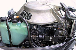 Масло для подвесного мотора. Зачем нужен TC-W3?