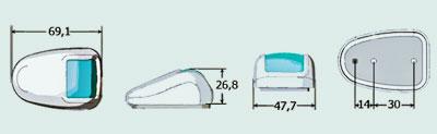 Бот аксессуары(Boat Accessories) от UMS BOAT.Часть 5