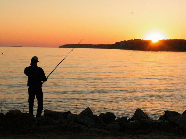Что взять с собой на рыбалку.