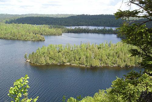 Великие озера Миннесоты
