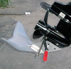 HYDRO-SHIELD® - защита для лодочного мотора