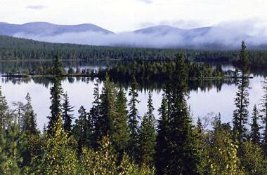 Финляндия: рыболовный рай