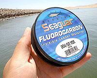 Флюорокарбон – материал современных лесок