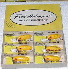 Fred Arbogast Company – производитель рыболовных приманок со стажем