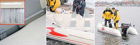 Надувные лодки Fishing Line или… Что нужно современному рыболову?