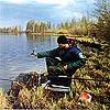 С рыбалки - с уловом, но без клеща!