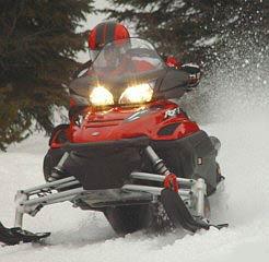 Эх, дороги!... Какова должна быть конструкция гусеницы для снегохода?