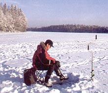 Зимние удочки из Финляндии