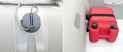 Надувная лодка Heavy Duty – это не истребитель, это «бомбовоз» какой-то!...