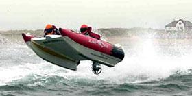 Первая гонка сезона 2003 года в классе «ZapCat»