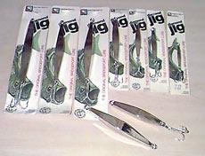 Джиговые блесны (Jigging spoons)