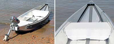 InstaBoat - между байдаркой и моторкой