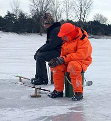 На льду – с умом