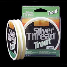 Леска Silver Thread Trout Line – гарантия успеха на форелевой рыбалке