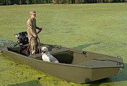 Почему лодка Go-Devil движется по мелководью?