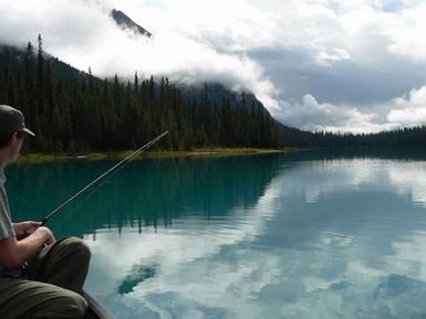 Магическая сила рыбалки