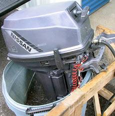 Профилактический уход за подвесным мотором