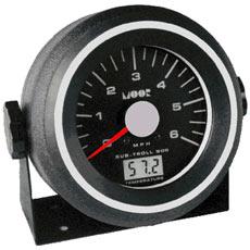 Датчик скорости и температуры на блесне