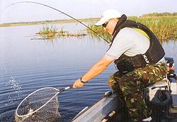 На рыбалку с
