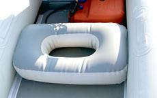 Надувное сиденье