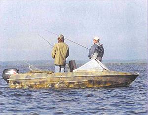 Некоторые моменты в ловле трофейного судака