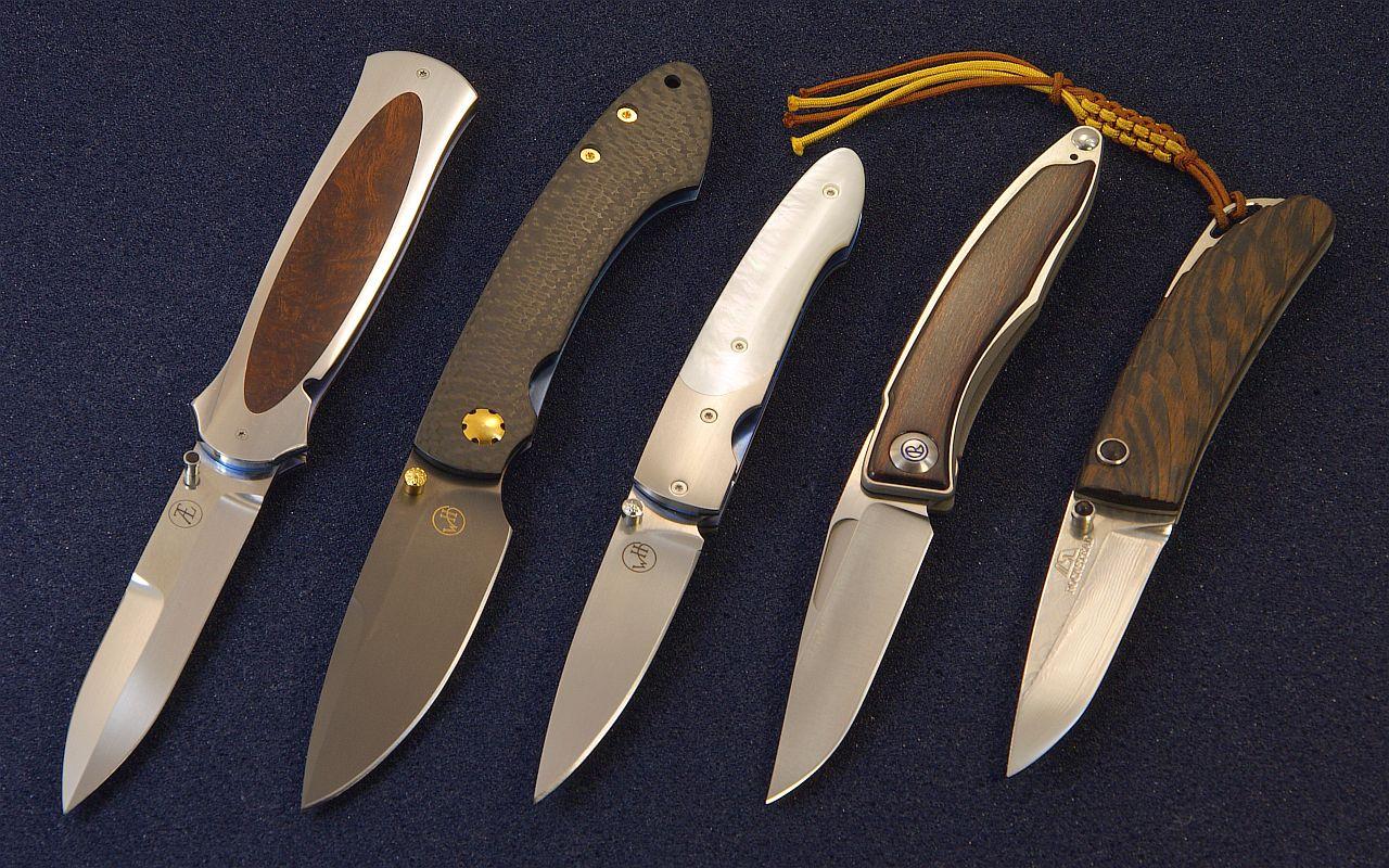 Ножевая сталь: наиболее распространенные разновидности.
