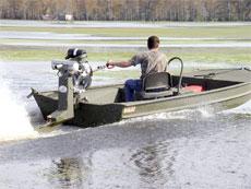 Охотничьи и рыболовные лодки Go-Devil