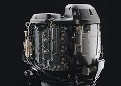 Передовые технологии от лидера в производстве 4х тактных моторов