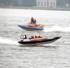 Первый этап Чемпионата России по гонкам на катамаранах