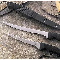 Покупаем рыболовный филейный нож