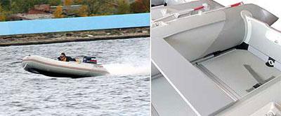 Надувные лодки Sport Line – лучшее, враг хорошего