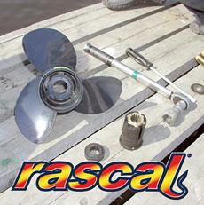 Гребные винты Rascal