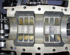клапан лодочного мотора