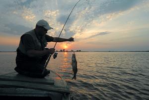 Роль случая в рыбалке